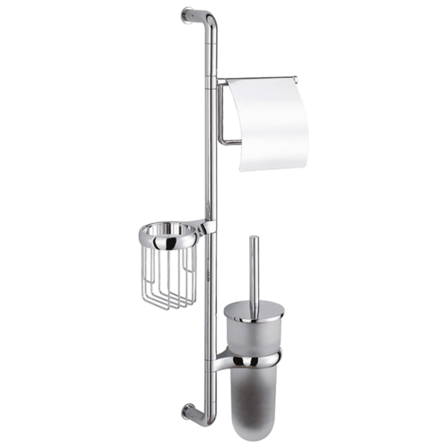 Ершик туалетный WasserKRAFT K-1438 хром