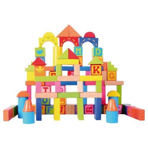 Кубики База игрушек конструктор 57043, Детские кубики  - купить со скидкой