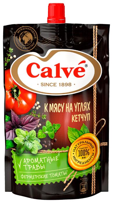 Кетчуп Calve К мясу на углях