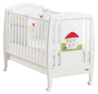 Кроватка CAM Grigio (качалка)