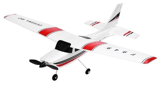 Самолет WL Toys Cessna 182 (F949) 39 см