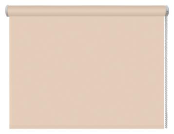 Рулонная штора DDA Светонепроницаемая (бежевый)