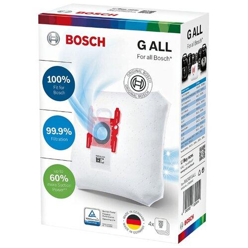 цена на Bosch Мешки-пылесборники BBZ41FGALL 4 шт.