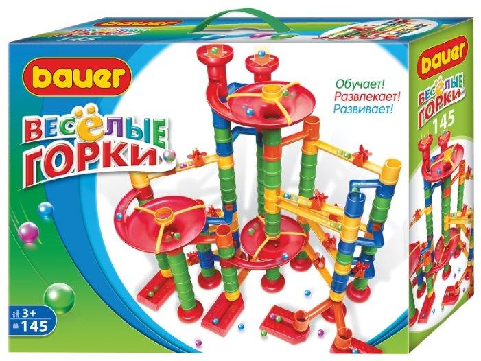 Динамический конструктор Bauer Веселые горки 275 145 деталей