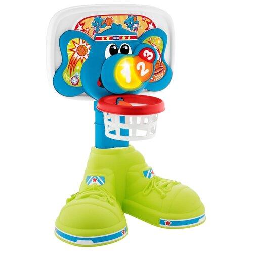 Игровой центр Chicco Fit&Fun Баскетбольная лига (00009343000000) chicco игровой центр каталка baby walker 2 в 1 chicco