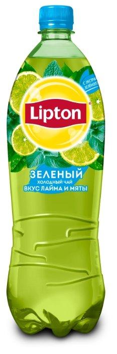 Чай Lipton Зеленый Лайм и Мята, ПЭТ