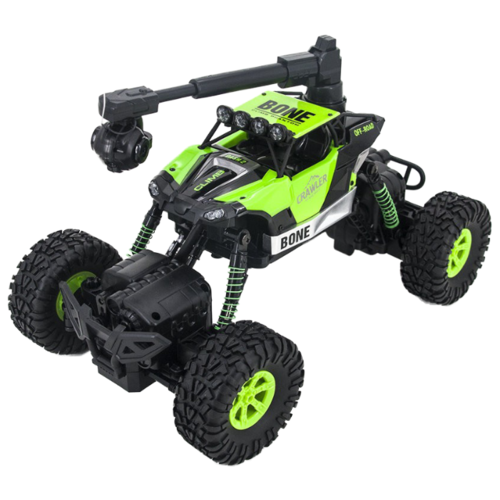 Купить Багги 1 TOY Драйв (Т11393) 1:16 38 см зеленый, Радиоуправляемые игрушки