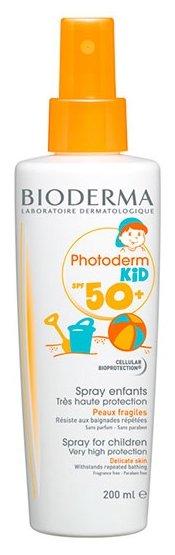 Bioderma Photoderm KiD солнцезащитный спрей для детей