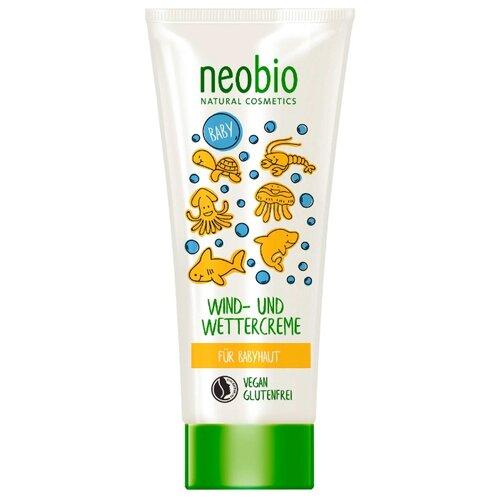 Купить Neobio Детский защитный крем от ветра и холода с Био-Календулой, 100 мл, Уход за кожей
