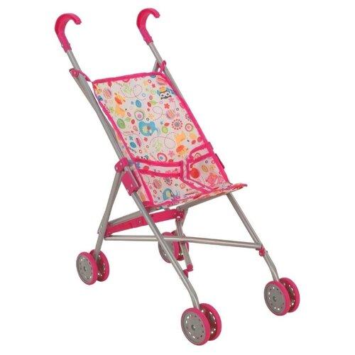 Прогулочная коляска Buggy Boom Mixy 8002 белый/совы buggy boom коляска для кукол buggy boom infinia трансформер салатовая
