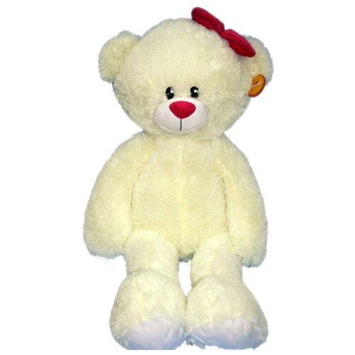Купить Мягкая игрушка СмолТойс Мишка Лапа молочный 103 см, Мягкие игрушки