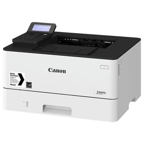 Купить Принтер Canon i-SENSYS LBP214dw белый/черный