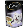 Корм для собак Cesar ягненок в сырном соусе 24шт. х 100г (для мелких пород)