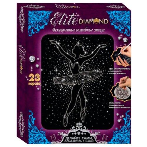 Купить Лапландия Набор алмазной вышивки Elite Diamond Балерина (45658), Алмазная вышивка