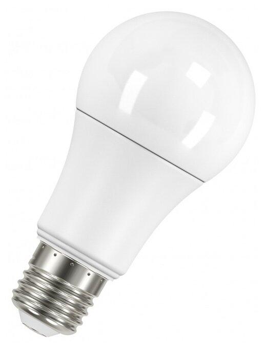 Светодиодная лампа Osram Е27 LS CLA100 827, 11,5Вт, (10,5Вт,), цоколь Е27, груша, (4052899971578)