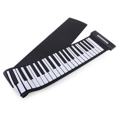 Фото - MIDI-клавиатура VBESTLIFE MIDI клавиатура с 88 гибкими клавишами черный клавиатура