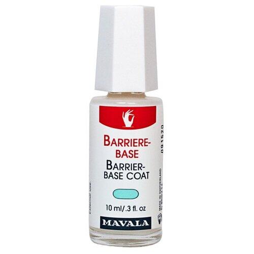 Купить Mavala базовое покрытие Barrier-Base Coat 10 мл бесцветный