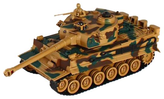 Танк Пламенный мотор Tiger (87553) 1:28 35 см фото 1