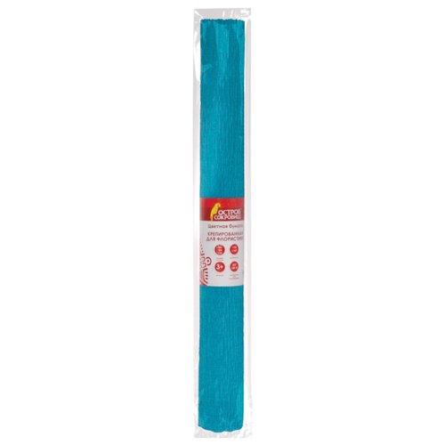 Цветная бумага крепированная в рулоне Остров сокровищ, 50х250 см, 1 л. хислоп в остров