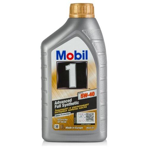 Моторное масло MOBIL 1 FS X1 5W-40 1 л моторное масло mobil 1 fs x1 5w 50 20 л