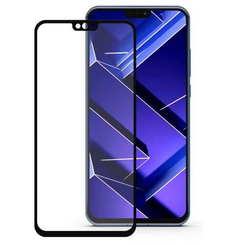 Купить Защитное стекло Mobius 3D Full Cover Premium Tempered Glass для Huawei Honor 8X черный