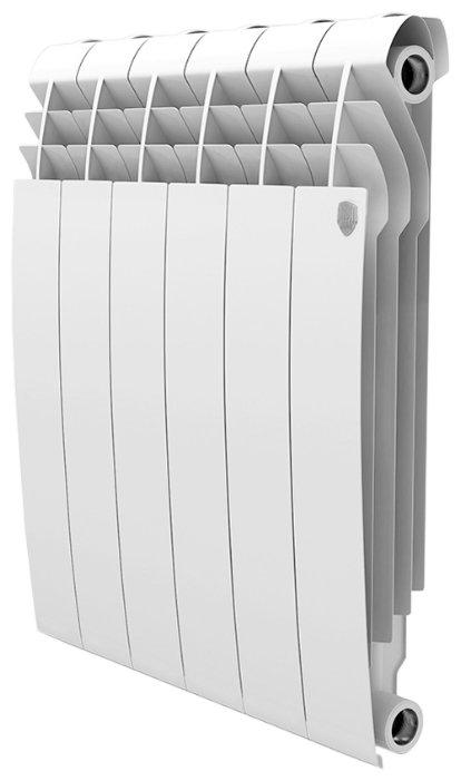 Радиатор секционный биметаллический Royal Thermo BiLiner 500