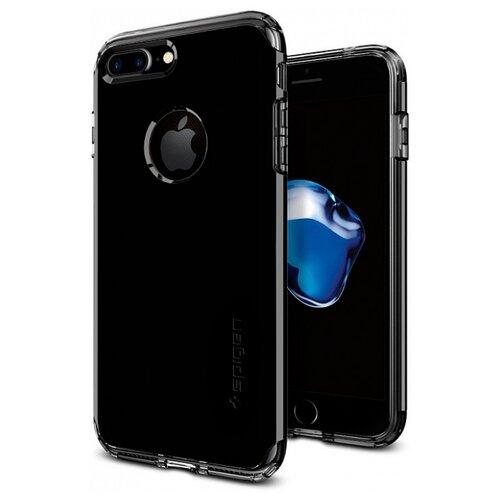 Чехол Spigen 043CS20849 для Apple iPhone 7 Plus/iPhone 8 Plus jet blackЧехлы<br>