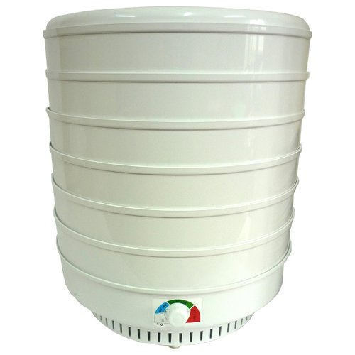 Сушилка Спектр-Прибор ЭСОФ -2-0,6/220 Ветерок-2 (6 поддонов) белый