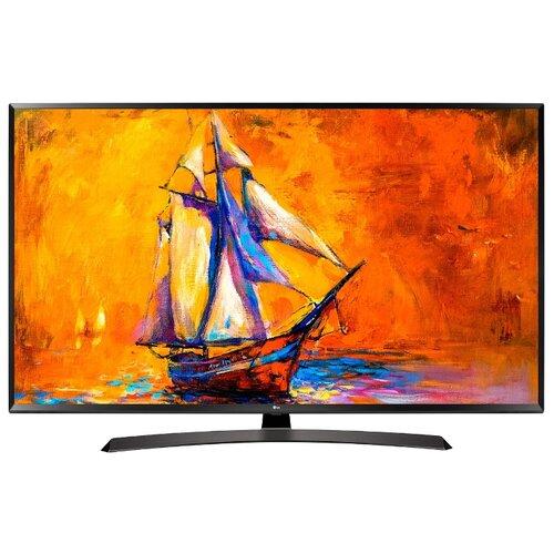 Купить Телевизор LG 49LK6000 черный