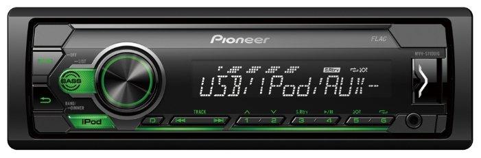 Автомагнитола PIONEER MVH-S110UIG, USB