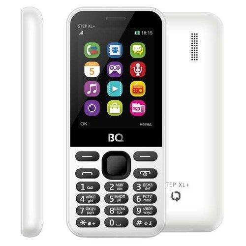 Телефон BQ 2831 Step XL+ белый