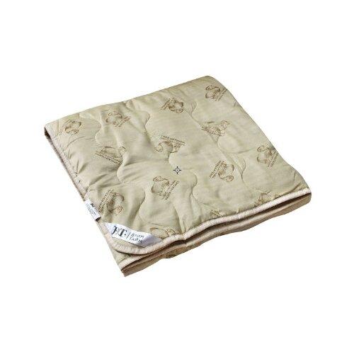 цена Одеяло DREAM TIME Овечья шерсть, всесезонное, 172 х 205 см (бежевый) онлайн в 2017 году