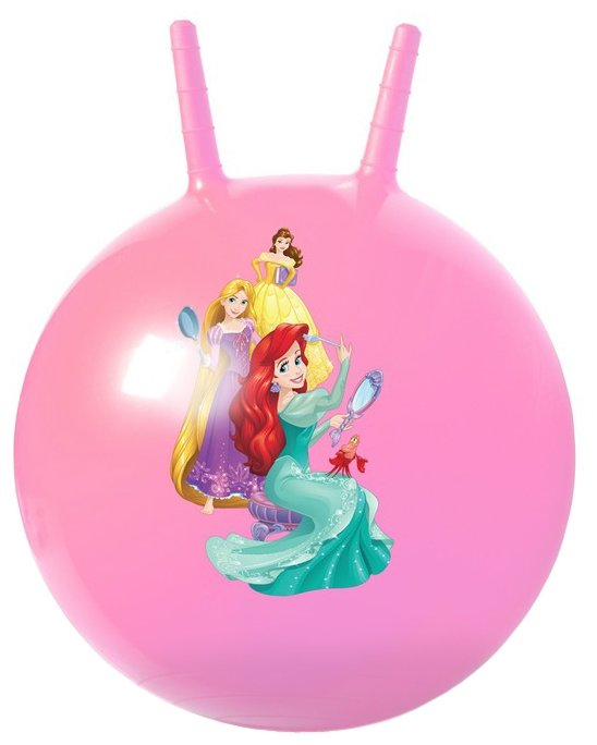 Мяч-попрыгун ЯиГрушка Принцессы