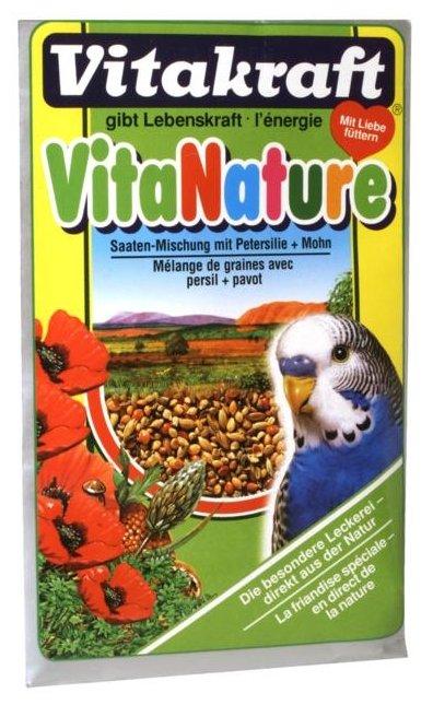 Добавка в корм Vitakraft VitaNature Семена садовых трав