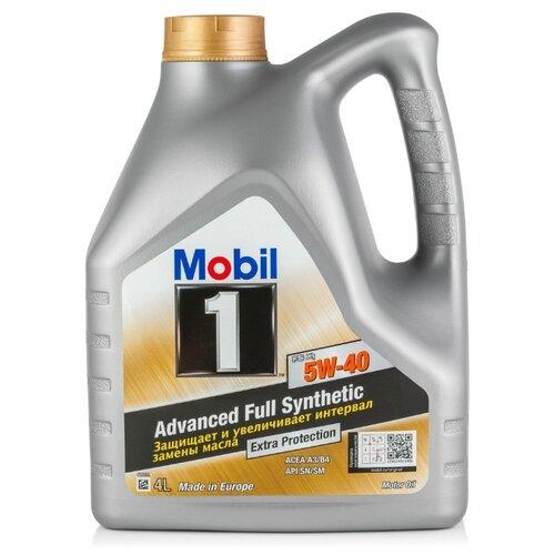 Моторное масло MOBIL 1 FS X1 5W-40 4 л моторное масло mobil 1 fs x1 5w 50 20 л