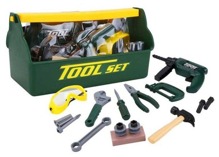 Shantou Gepai Набор инструментов, 22 предмета (T115G)