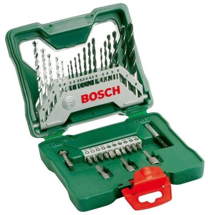 Набор инструментов BOSCH X-Line 33 (2.607.019.325)