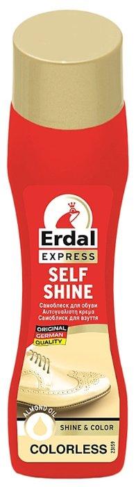 Erdal Express Самоблеск для обуви бесцветный