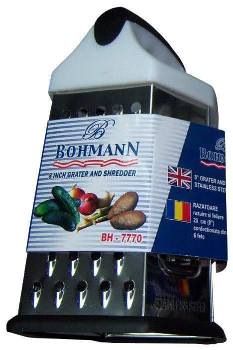 Терка шестигранная 7770BH Bohmann