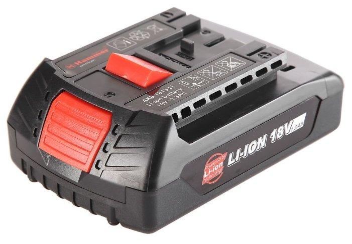 Аккумуляторный блок Hammer AKB1813Li 18 В 1.3 А·ч