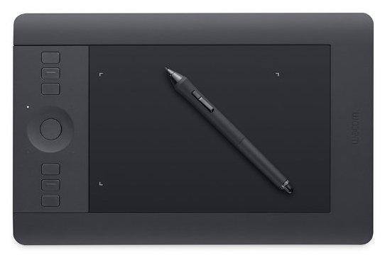 Графический планшет WACOM Intuos Pro Small (PTH-451) + Corel Painter 2018