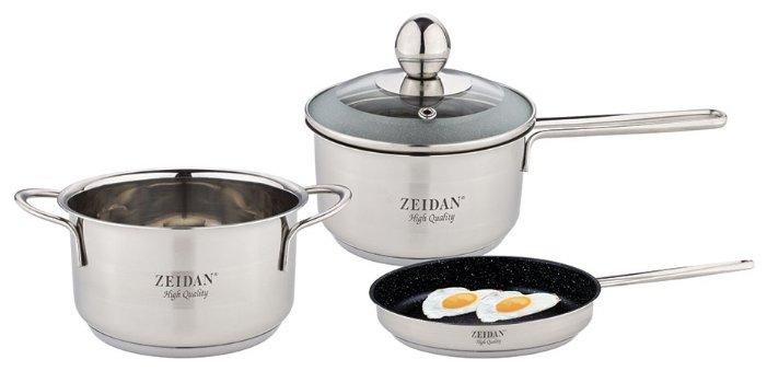 Набор посуды Zeidan Z-50401 4 пр.