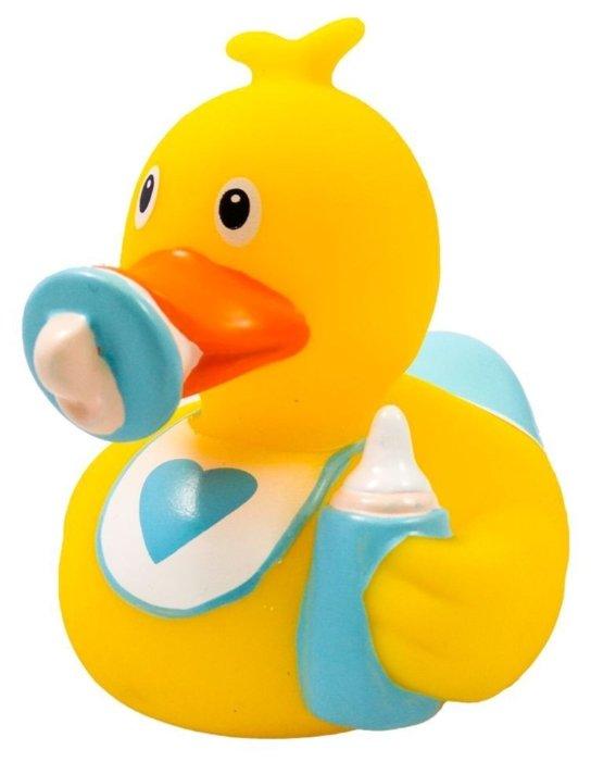 Игрушка для ванной FUNNY DUCKS Ребенок мальчик уточка (1849)