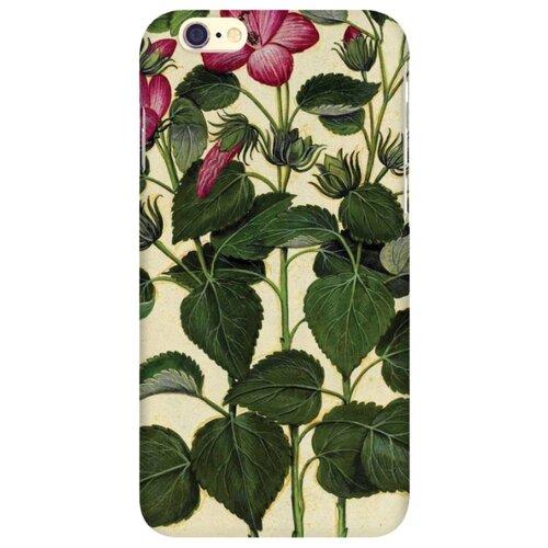 Чехол Mitya Veselkov IP6.MITYA-262 для Apple iPhone 6/iPhone 6S Лиловые цветы