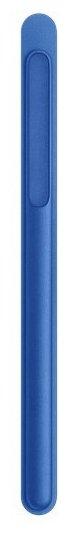 Чехол Apple Pencil Case - Electric Blue