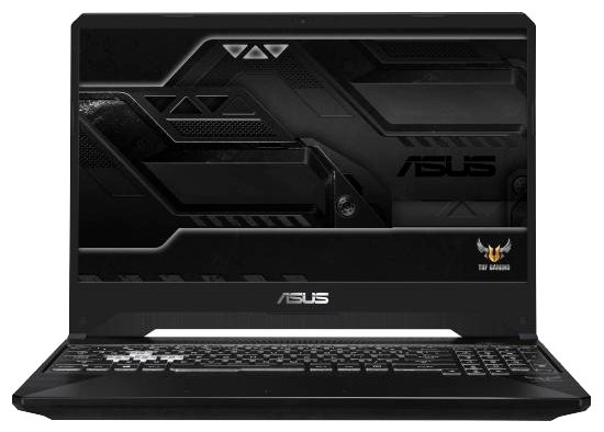 "Ноутбук ASUS TUF Gaming FX505DT-AL115 (AMD Ryzen 5 3550H 2100 MHz/15.6""/1920x1080/8GB/1000GB HDD/DVD нет/NVIDIA GeForce GTX 1650/Wi-Fi/Bluetooth/DOS)"