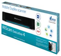 Сканер I.R.I.S. IRIScan Executive 4 черный