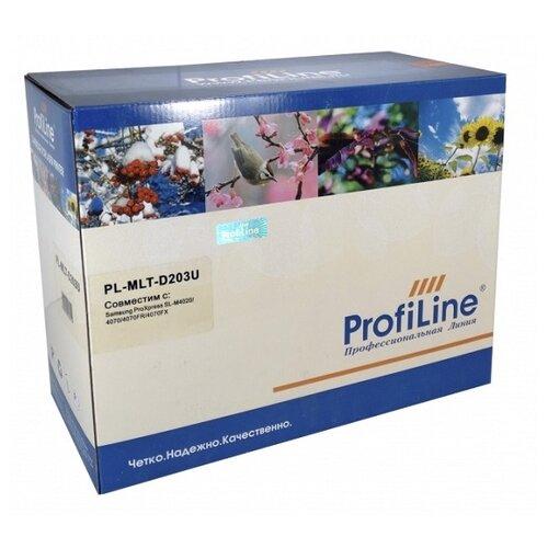 Фото - Картридж ProfiLine PL-MLT-D203U, совместимый картридж profiline pl mlt d203l совместимый
