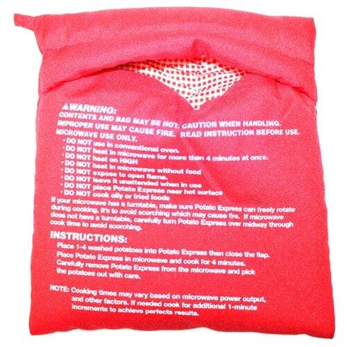 Рукав для запекания BRADEX TK 0098, 24 см х 21 см, красный