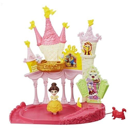 Игровой набор Hasbro Disney Princess - Дворец Бэлль E1632 hasbro игровой набор trolls город троллей диджей баг